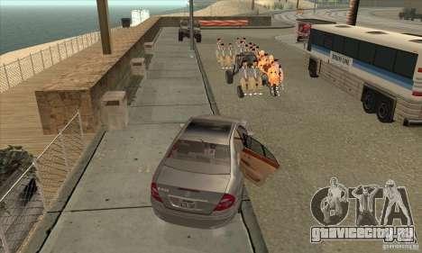 BUSmod для GTA San Andreas десятый скриншот