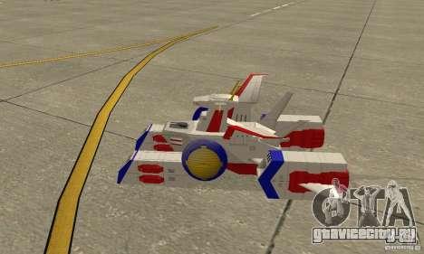 White Base 2 для GTA San Andreas вид слева