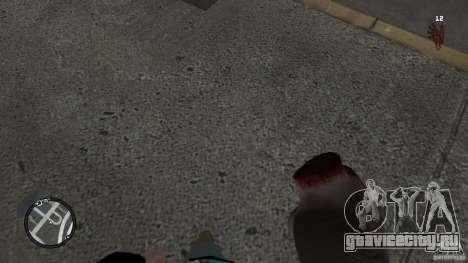Granate teste mozzate для GTA 4 четвёртый скриншот