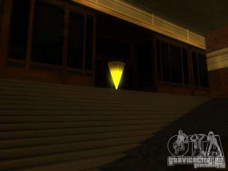 Вход в полицейскую зону в Сан Фиеро для GTA San Andreas второй скриншот