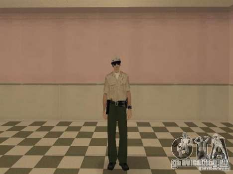Los Angeles Police Department для GTA San Andreas четвёртый скриншот