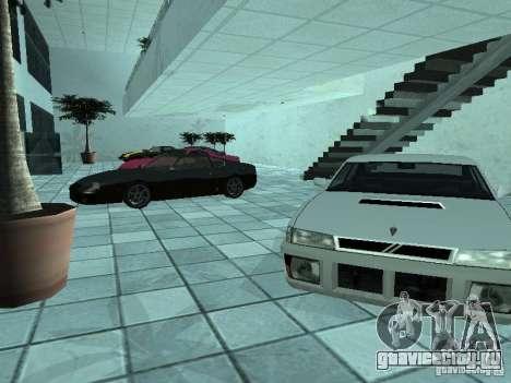 Больше машин в автосалоне в Догерти для GTA San Andreas второй скриншот