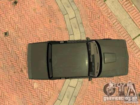 Buick Regal GNX для GTA 4 вид справа