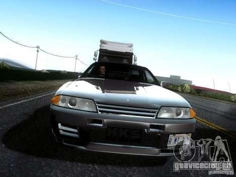 Nissan Skyline GT-R R32 1993 Tunable для GTA San Andreas вид справа