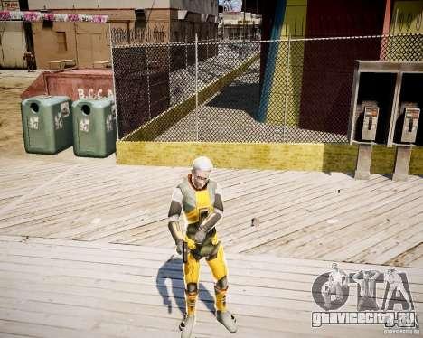 Morgan Freeman для GTA 4 пятый скриншот