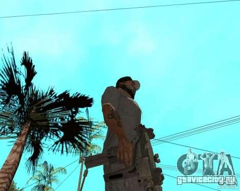 Mini-Uzi для GTA San Andreas второй скриншот