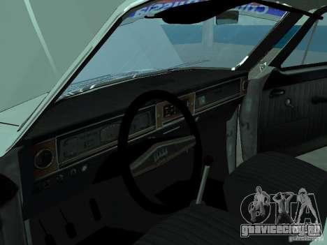 ГАЗ 24Р для GTA San Andreas вид сбоку