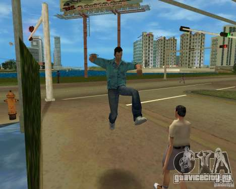 Анимации из TLAD для GTA Vice City четвёртый скриншот