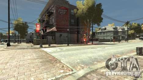 Pizza Hut для GTA 4 второй скриншот