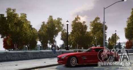 Youxiang Mixed ENB v 2.1 для GTA 4 третий скриншот