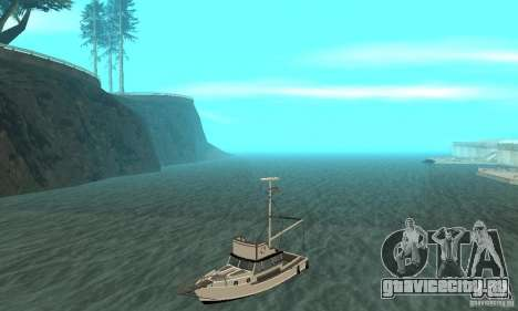 Reefer GTA IV для GTA San Andreas