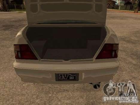 Chavos из Gta 4 для GTA San Andreas вид справа