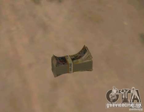 Казахстанские деньги для GTA San Andreas третий скриншот