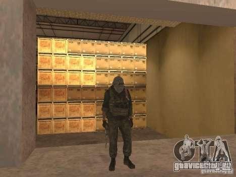 Душман 2 из COD4MW для GTA San Andreas пятый скриншот