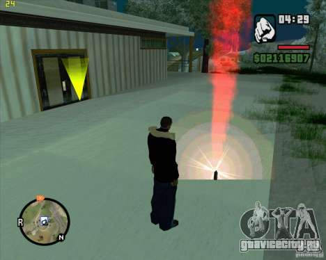 U.S.M.C. Desant для GTA San Andreas