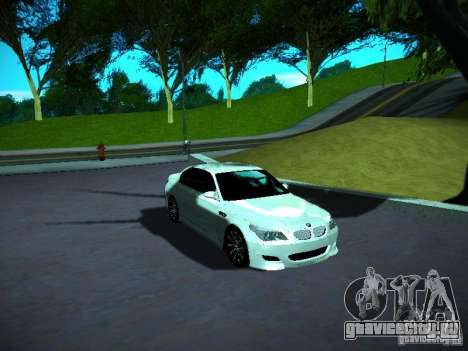ENBSeries V4 для GTA San Andreas седьмой скриншот