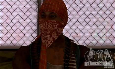 Пират для GTA San Andreas четвёртый скриншот