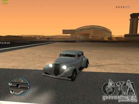 GTA IV  San andreas BETA для GTA San Andreas шестой скриншот