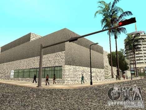 Госпиталь всех Святых для GTA San Andreas четвёртый скриншот