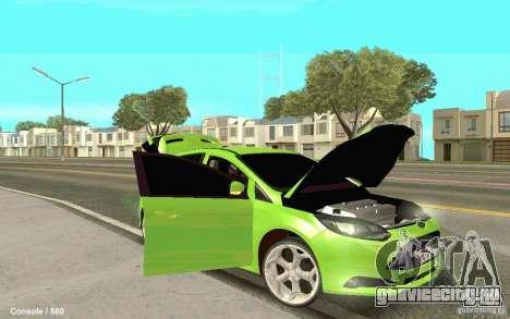 Ford Focus для GTA San Andreas вид справа