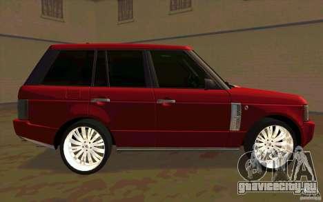 SPC Wheel Pack для GTA San Andreas третий скриншот