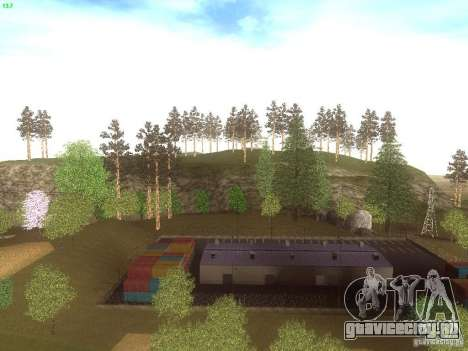 Spring Season v2 для GTA San Andreas второй скриншот