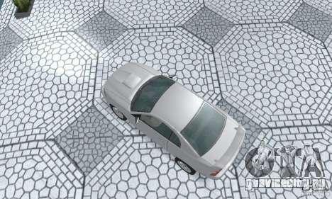 Ford Mustang GT 2003 для GTA San Andreas вид сзади слева