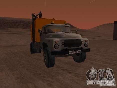 ЗиЛ 431410 Мусоровоз для GTA San Andreas