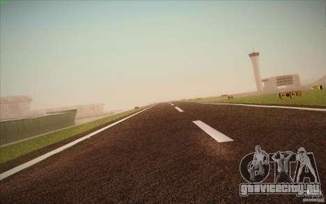 New San Fierro Airport v1.0 для GTA San Andreas девятый скриншот