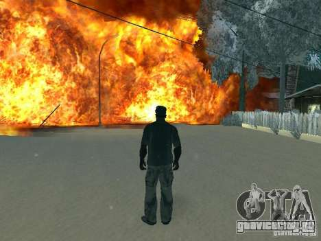 Salut v1 для GTA San Andreas пятый скриншот