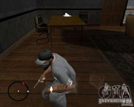 Colt 1911 для GTA San Andreas второй скриншот