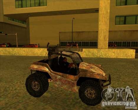 Desert Bandit для GTA San Andreas вид слева