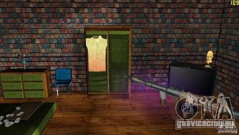 Ретекстур номера в отеле для GTA Vice City девятый скриншот