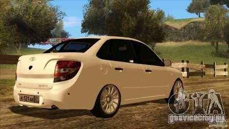 ВАЗ 2190 Гранта для GTA San Andreas колёса