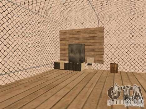 Вилла в Сан-Фиерро для GTA San Andreas пятый скриншот