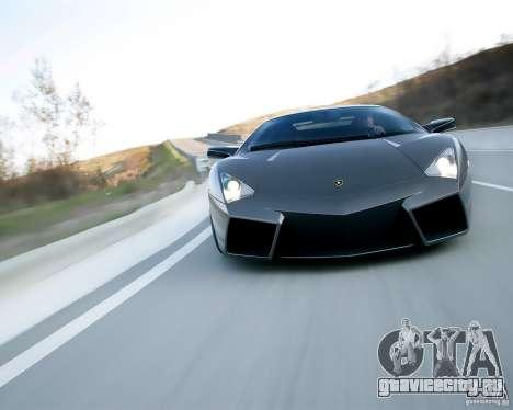 Lamborghini Loadscreens для GTA San Andreas третий скриншот