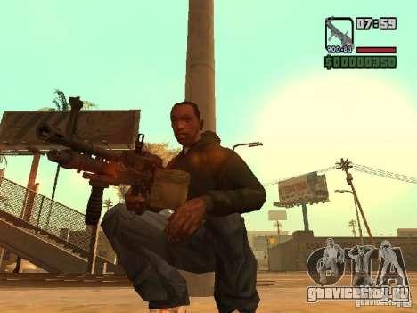M60 для GTA San Andreas