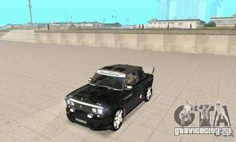 ВАЗ 2106 Fantasy ART tunning для GTA San Andreas