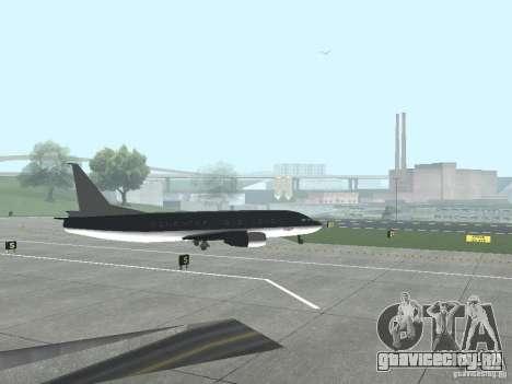AT-400 во всех аэропортах для GTA San Andreas второй скриншот