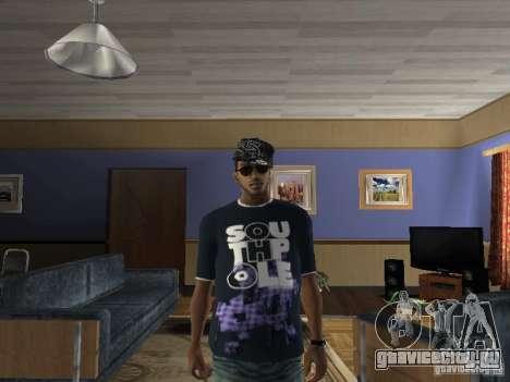 Футболка Hip-Hop для GTA San Andreas