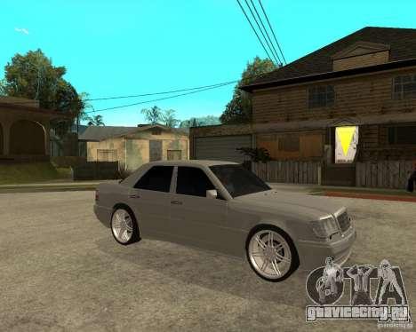 Mercedes-Benz W124 E500 95 для GTA San Andreas