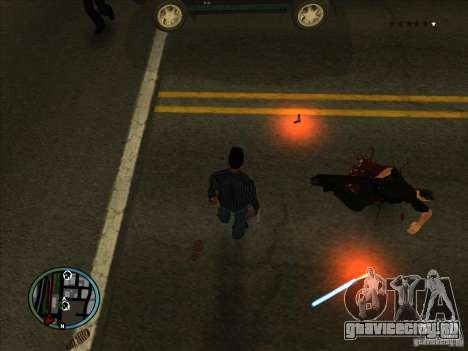 GTA IV LIGHTS для GTA San Andreas третий скриншот