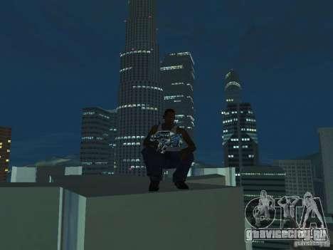 Weapons Pack для GTA San Andreas девятый скриншот
