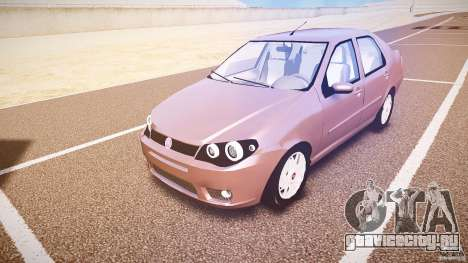 Fiat Albea Sole (Bug Fix) для GTA 4