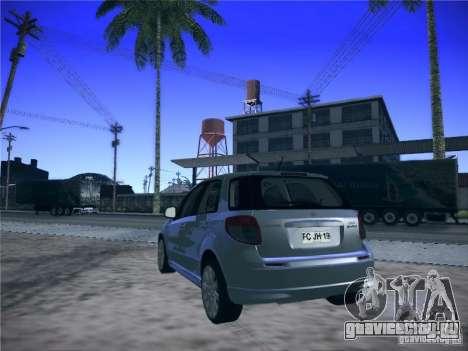Suzuki SX4 2012 для GTA San Andreas вид слева