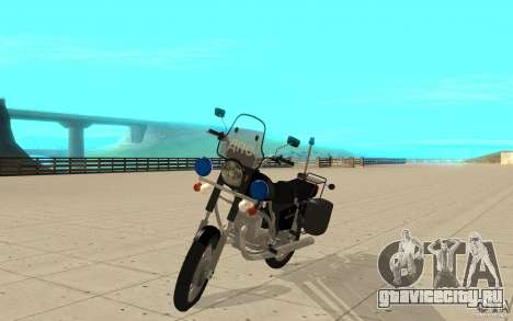 ИЖ Юпитер 5 ДПС для GTA San Andreas