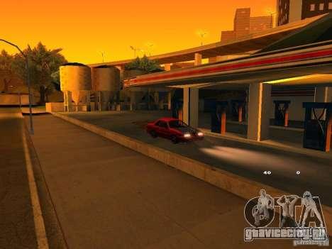 Previon GT для GTA San Andreas вид сбоку