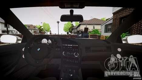 BMW E36 328i v2.0 для GTA 4 вид справа