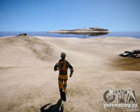 Morgan Freeman для GTA 4 шестой скриншот