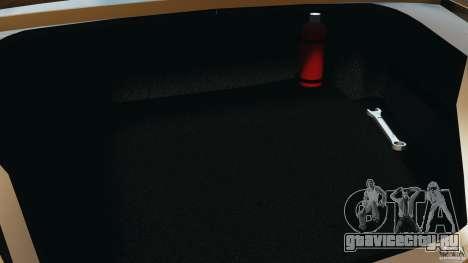 Aston Martin DBS Volante [Final] для GTA 4 салон
